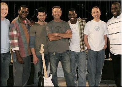 The Eric Clapton 2006/2007 Touring Lineup